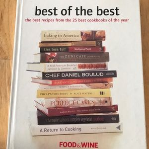 Best of the Best Recipes from 25 Cookbooks